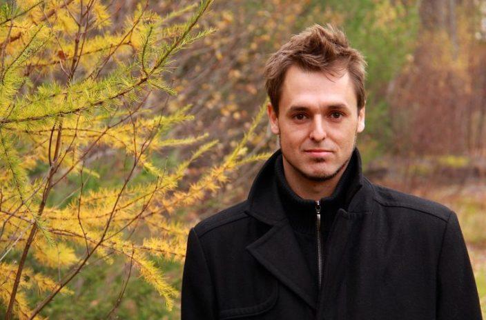 Xavier-Antoine Lalande, conseiller municipal indépendant de Saint-Colomban, « Personnalité élue » 2016 de la Ligue d'action civique du Québec. Crédit photo: courtoisie